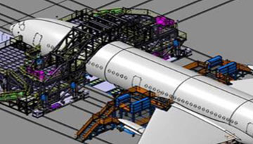 Stegner Aerospace concept development