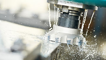 Stegner Controls Metal cutting