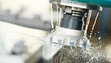 Stegner Controls Metal cutting