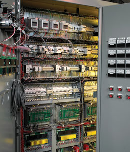 Stegner Controls Panel Build Systems