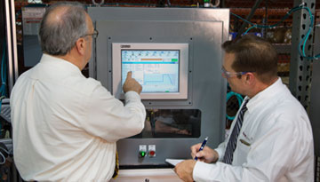 Stegner controls Machine Experts