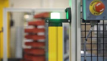 Stegner Controls vision sensors