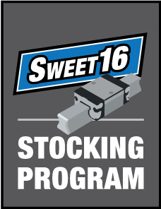 Ball Rails and Runner Block Stocking Program