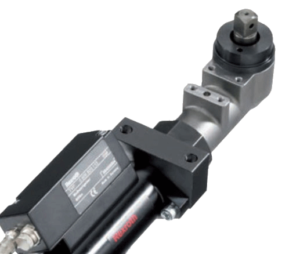 Rexroth Angled Head Output Spindle Option