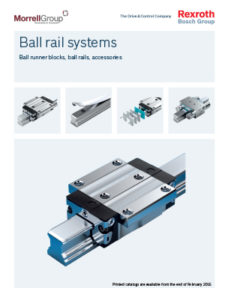 Rexroth Profiled Ball Rail Catalog