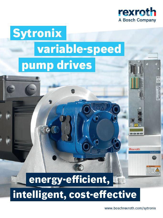 Bosch Rexroth Sytronix Catalog