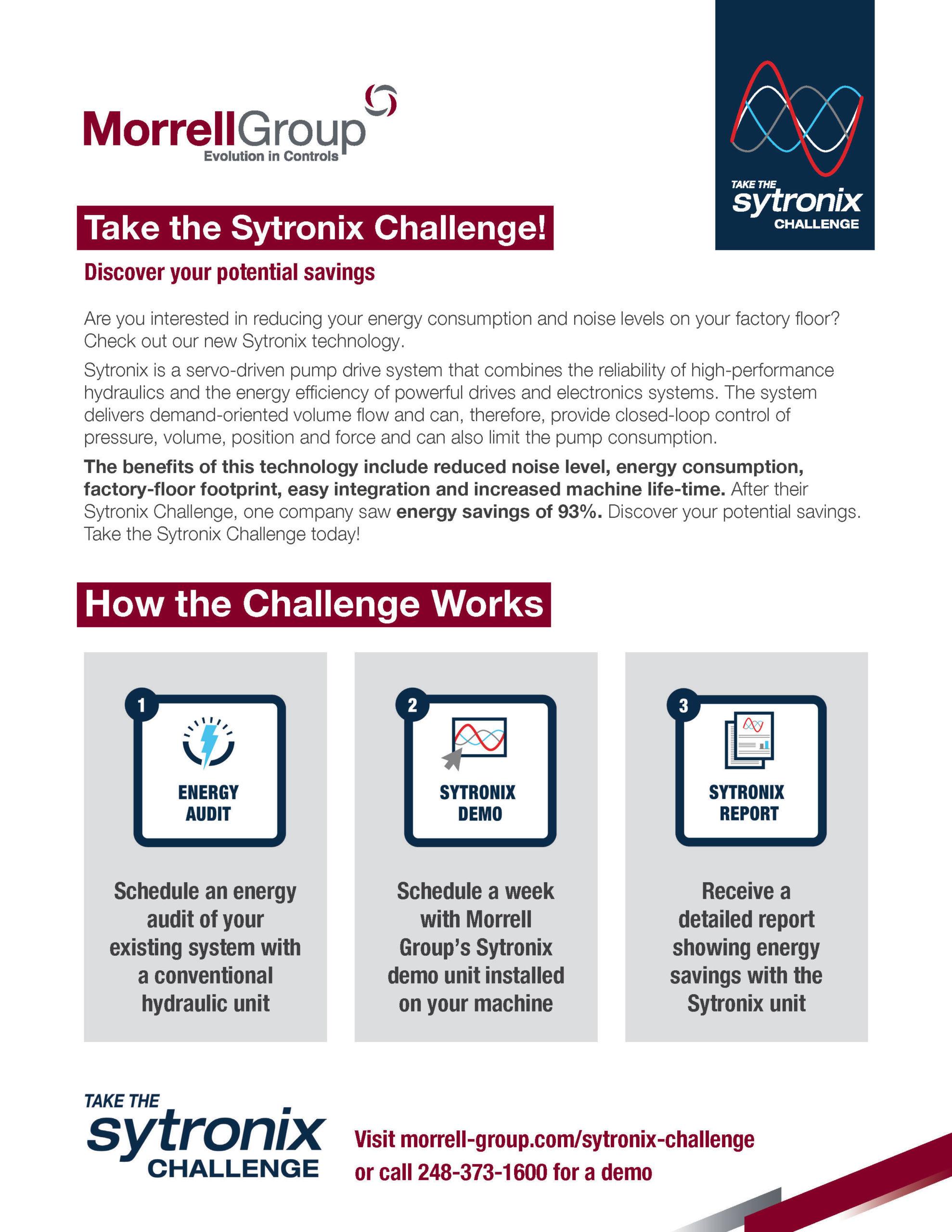 Sytronix Challenge