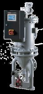 RF3 back-flush filter