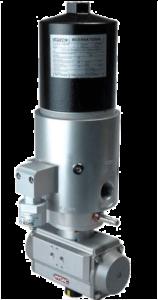 RF4 back-flush filter