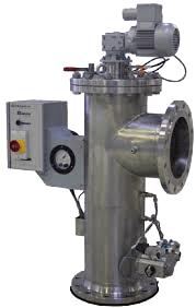 RF5 back-flush filter