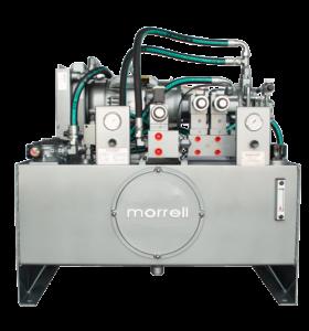 Morrell Group Custom Hydraulic Power Unit