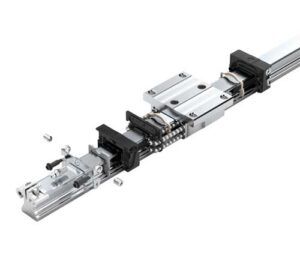 Bosch Rexroth Ball Rail Exploded View