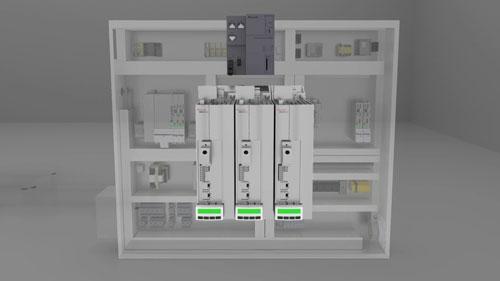 Bosch Rexroth XM21 PLC IndraDrive Cs drives