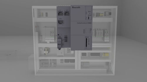Bosch Rexroth IndraControl XM22