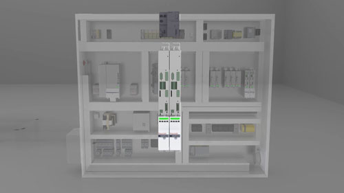 Rexroth XM22 PLC and IndraDrive Cs servo drives