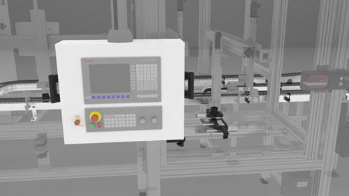 Bosch Rexroth Micro MTX CNC