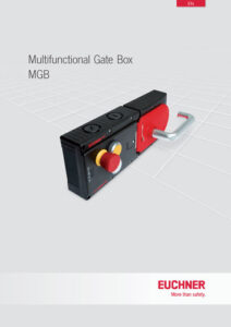 EUCHNER Multi-functional gate box MGB