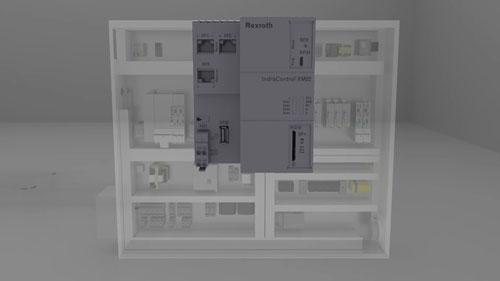 Bosch Rexroth XM22