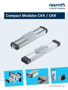 Bosch Rexroth Compact Modules
