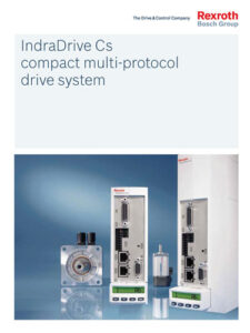 Bosch Rexroth IndraDrive Cs