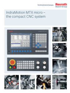 Bosch Rexroth IndraMotion Micro MTX
