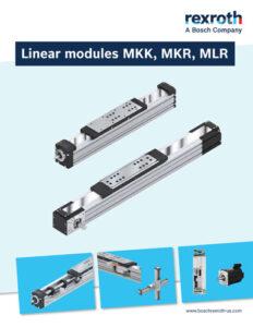 Bosch Rexroth Linear Modules MKK MKR