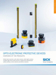 SICK Opto-electronic devices