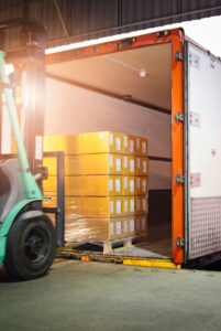 inventory management shipment on time
