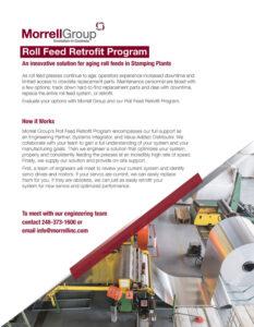 Roll Feed Retrofit Sell Sheet