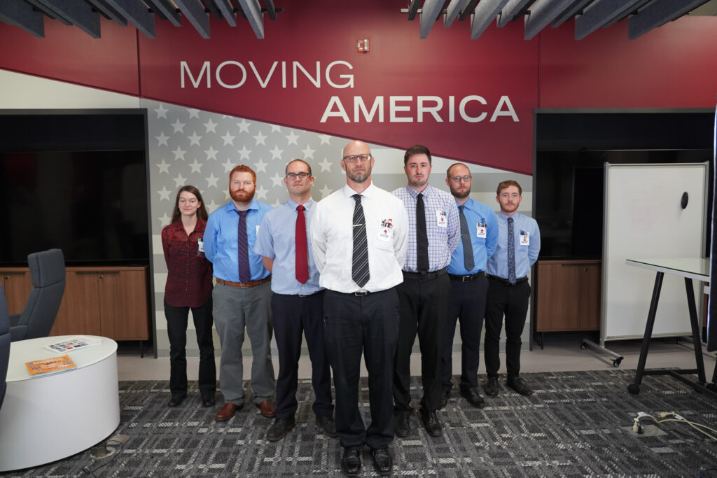Morrell Group Motioneer Team Photo