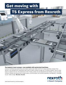 Bosch Rexroth TS 2 Plus Conveyor Flyer