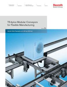 Bosch Rexroth TS 4plus Conveyor Catalog