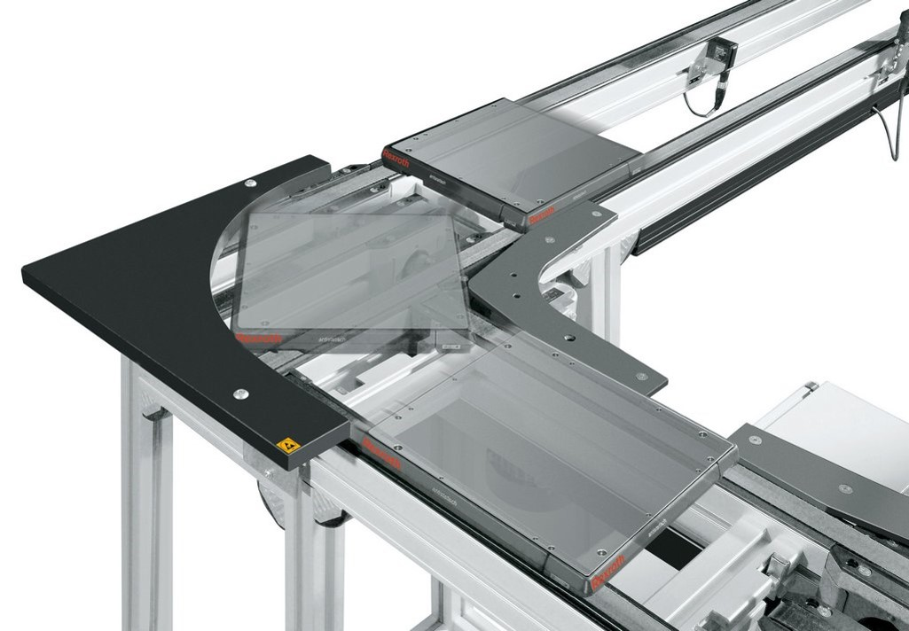 TS 2plus conveyor system bosch rexroth