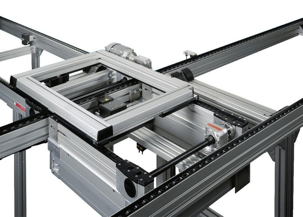 TS 4plus conveyor bosch rexroth