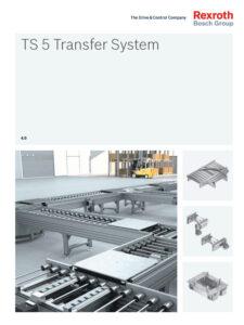 Bosch Rexroth TS 5 Conveyor Catalog